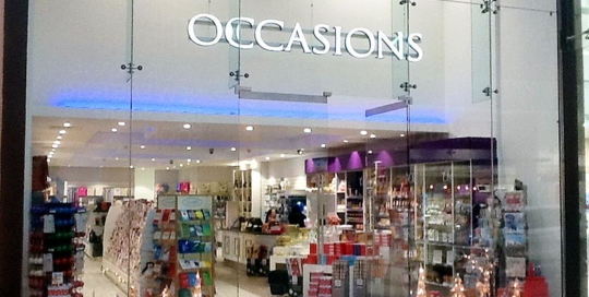 Occasions Store